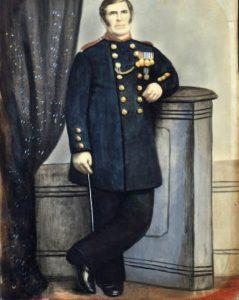 FITZPATRICK Michael wearing EPF uniform